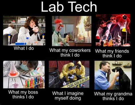 Lab Tech Meme - lab tech humor funny i ll soon say i ve been both types