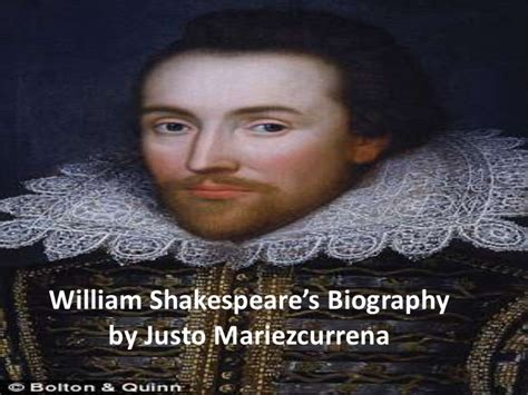 biography and autobiography of william shakespeare william shakespeare biography justo ma