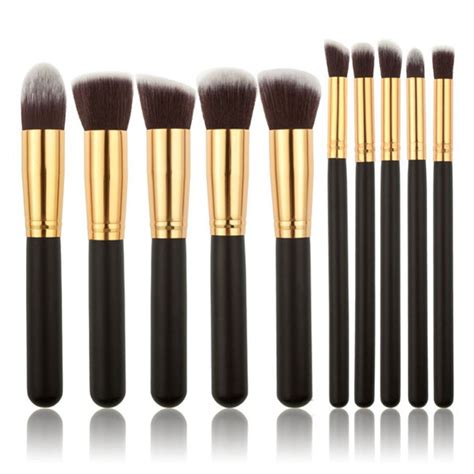 Kkw By Cosmetik Isi 12pc 1 10 kabuki brush set my make up brush set us