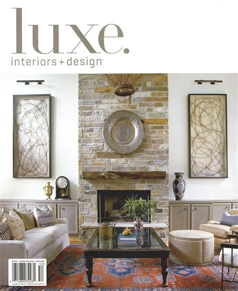 luxe interiors design luxe interiors design magazine press katy briscoe jewelry and home collection