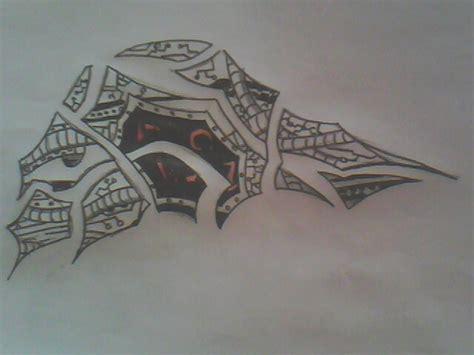 biomechanical predator tattoo biomechanical tattoos and designs page 195