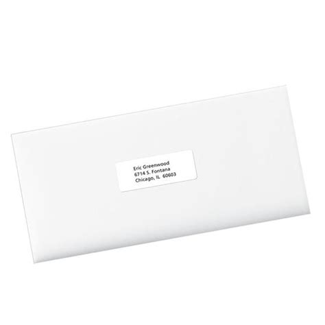 Avery 8160 White Easy Peel Address Labels 1 X 2 5 8 Quot Inkjet Pack Of 750 Nordisco Com 8160 Address Label Template