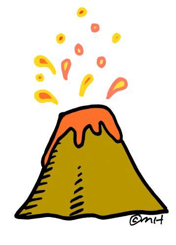 clipart volcano volcano clip art clipart panda free clipart images