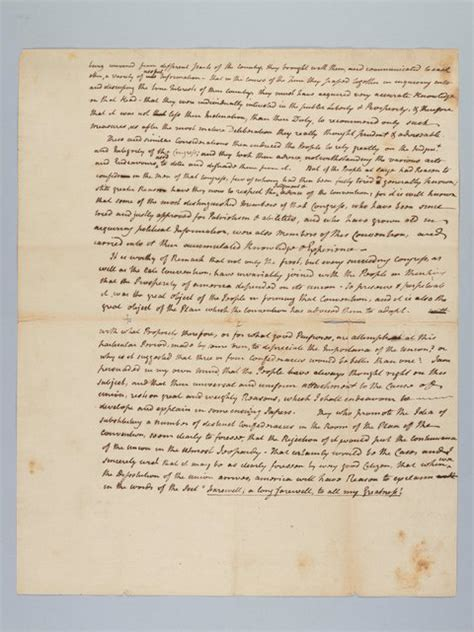 Hamilton Essay by Better Than A Hamilton Shout Out Manuscript Surfaces The New York Times
