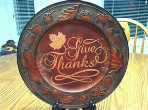 thanksgiving plate thanksgiving decorative plate autumnal pinterest