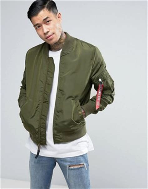 Jual Jaket Bomber Alpha Industries alpha industries shop s jackets coats accessories asos