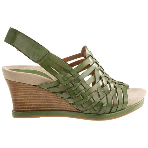 earthies sandals earthies wedge sandals for 7877y save 69