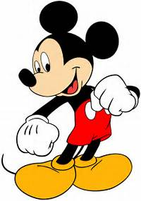 Mickey Mouse Clubhouse Black And White Clipart Miki4