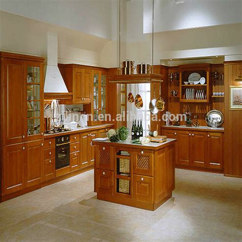 discount solid wood kitchen cabinets top modern design high quality cheap price of solid wood
