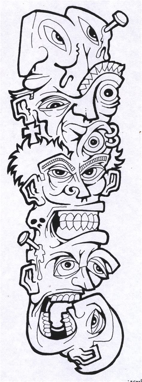 tattoo flash line art tattoo flash line art by jakehawn on deviantart