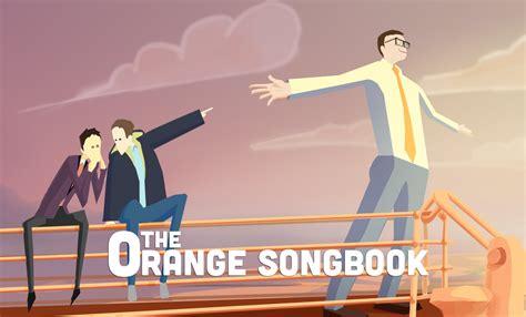 orange podcast the orange songbook podcast
