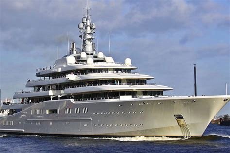 history supreme yacht tww history supreme 4 5 bil gold plated yacht