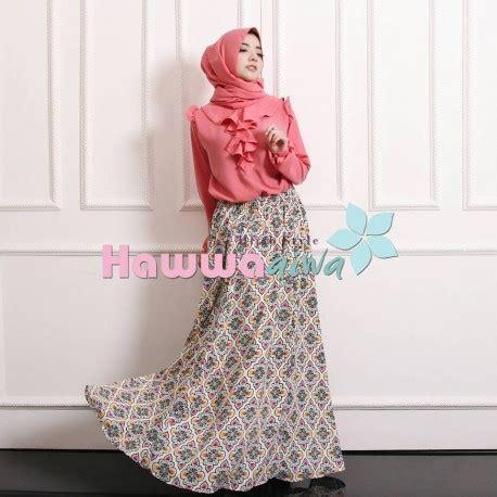 Baju Muslim Magnolia Syari By Friska2 salmon baju muslim gamis modern