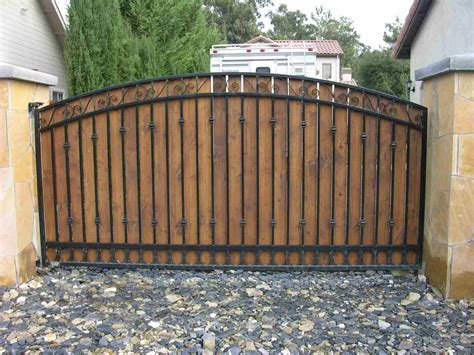 pictures  gates wood gates access control systems