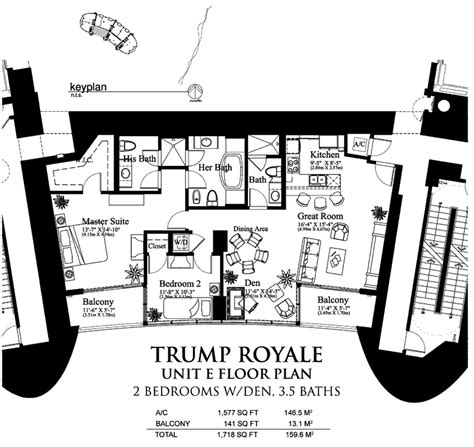 trump towers floor plans unit dr mls seach miami beach trump royale sunny isles beach floor plan condo e mls