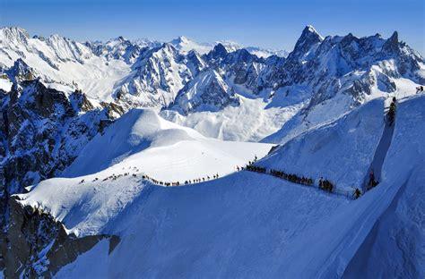 Mont Blanca chamonix mont blanc savoie mont blanc savoie et haute
