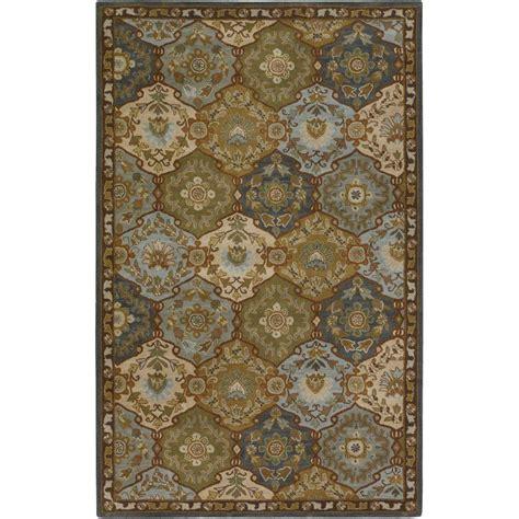 2 x 3 accent rugs artistic weavers john blue 2 ft x 3 ft accent rug jhn