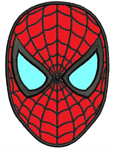 spiderman embroidery pattern spiderman embroidery design applique 4x4 5x7 by