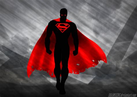 Black Superman Wallpapers   Wallpaper Cave