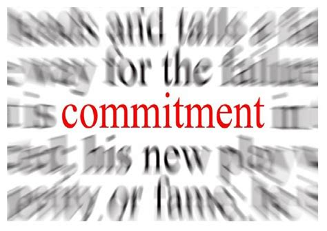 Commitment Letter For Volunteers how committed are you we are libertarians