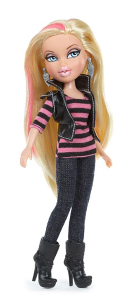 design bratz doll bratz all glammed up designer streaks bratz photo