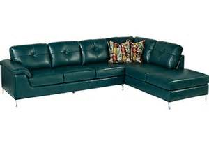 Turquoise Leather Sofa Home Ridge Turquoise Leather 2 Pc Sectional Leather Living Rooms