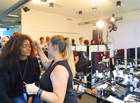 Backstage Mac by Mode Suisse Edition 10 Backstage Bei Mac The Chic Advocate