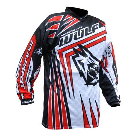best motocross jersey wulfsport wsx 4 motocross race jersey off road shirt