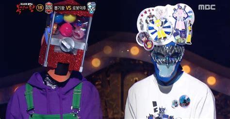 got7 king of masked singer فنکافه got7