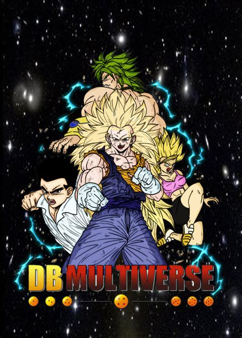 db multiverse poster multiverse by puralogica on deviantart