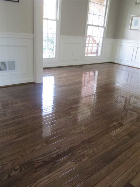 acanthus  acorn  process  refinishing hardwood floors