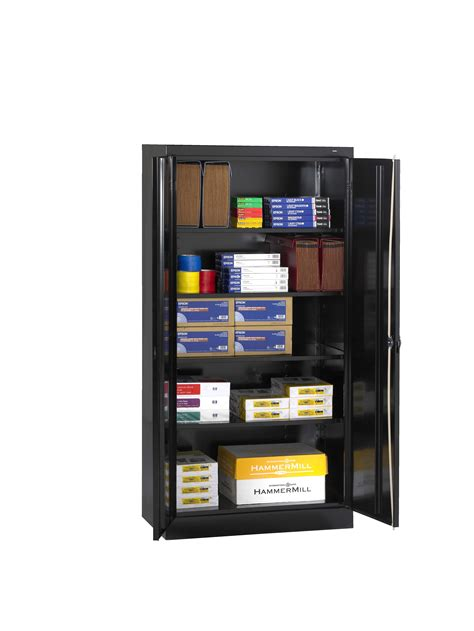 Tennsco   Storage Made Easy   Assembled Standard Cabinet