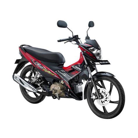 Jual Suzuki Titan jual suzuki satria f115 titan black celebration sepeda motor otr medan