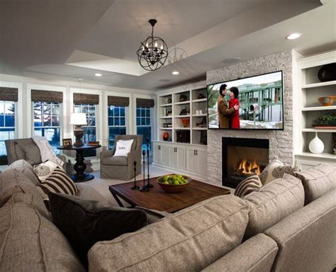 finished walkout basement 25 best ideas about walkout basement on pinterest