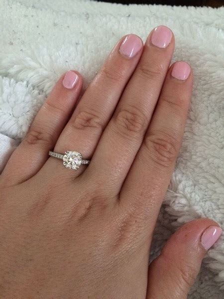 wedding bands to pair with solitaire help what band did you pair with your solitaire micropave