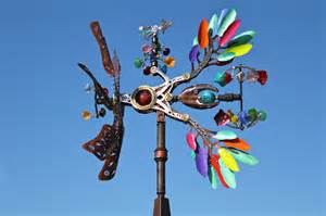 Wind Art diplograph wind sculptures