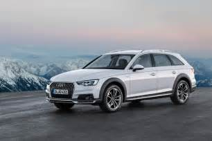 Audi A4 All Road Audi A4 Allroad 2016 Revealed Pictures Auto Express
