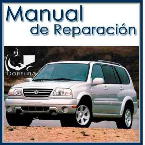 car service manuals pdf 2008 suzuki xl 7 electronic throttle control manual de servicio suzuki grand vitara xl 7 1998 al 2006 manuales de autos grand