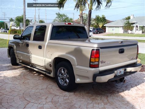 southern comfort gmc sierra 2005 gmc sierra 1500 with southern comfort ultimate