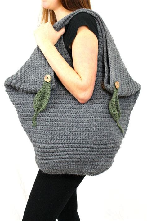 crochet pattern for large tote bag tote bag pattern large crochet hobo bag pattern