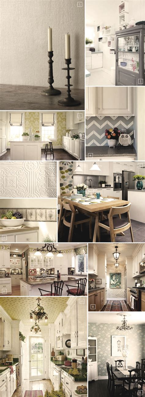 Kitchen Wallpaper Design Design Notes On Kitchen Wallpaper Ideas Home Tree Atlas