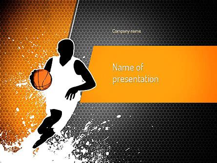 Basketball Theme Powerpoint Templates And Backgrounds For Your Presentations Download Now Basketball Powerpoint Template