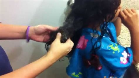 How To Get Knots Out Of Hair That Is Matted by Biracial Hair Care 101 How To Get Knots Out Of Tangled Biracial Hair