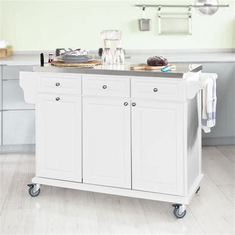 kitchen trolley island sobuy luxury kitchen island cart kitchen cabinet