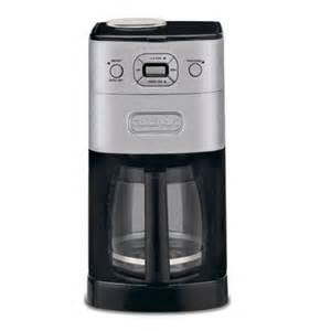Tesco Coffee Grinder Buy Cuisinart Grind Brew Coffee Maker From Our Bean To