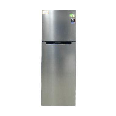 Kulkas Aqua Aqr D240 2 Pintu jual kulkas aqua terbaru bergaransi harga menarik