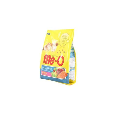 Cat Food Meo Kitten purchase me o kitten food fish 1 2 kg best prices