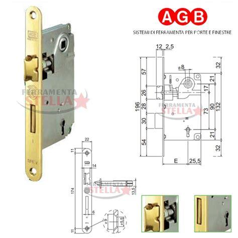 serratura per porte interne serratura patent per porte interne bussole tipo centro