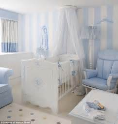 Calming Paint Colors For Bedroom royal designers and grosvenor house create 5 star nursery