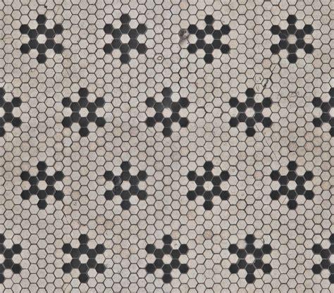 pattern tiles texture hexagonal b w tiles